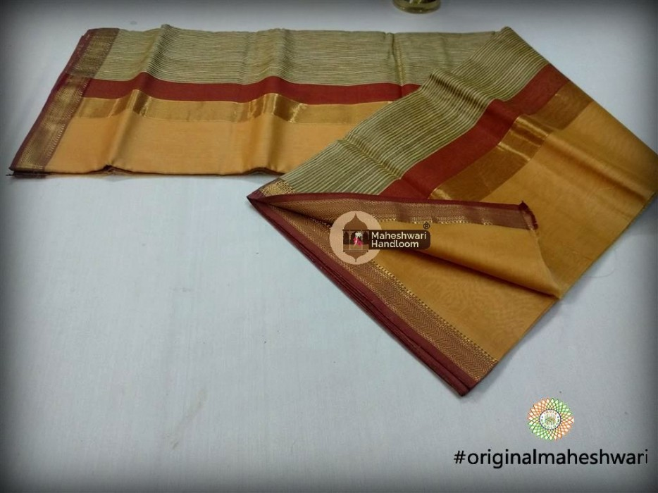 Maheshwari Send Gicha Pallu Saree